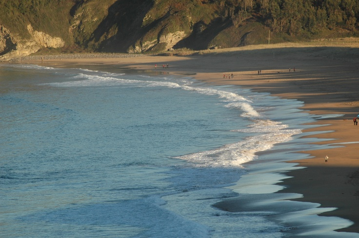 "Rodiles : "" La Playa """
