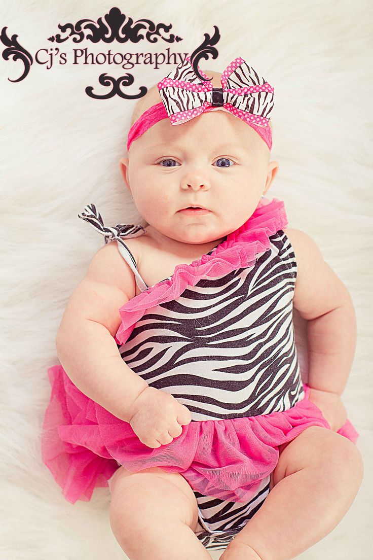 3 month old baby girl photography idea cute outfit my. Black Bedroom Furniture Sets. Home Design Ideas