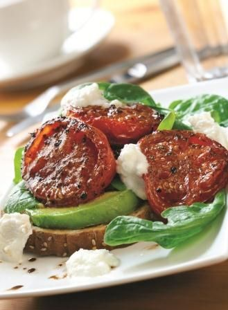 Learn how to make delicious Ricotta Cheese at home.Fruit, Combinations, Food, Avocado, Eating, Wheat Toast, Whole Grains, Favorite Recipe, Recommendations Servings