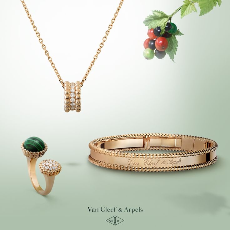 Delightful yellow pearls of gold.... #ChasingPerlee #VCAPerlee