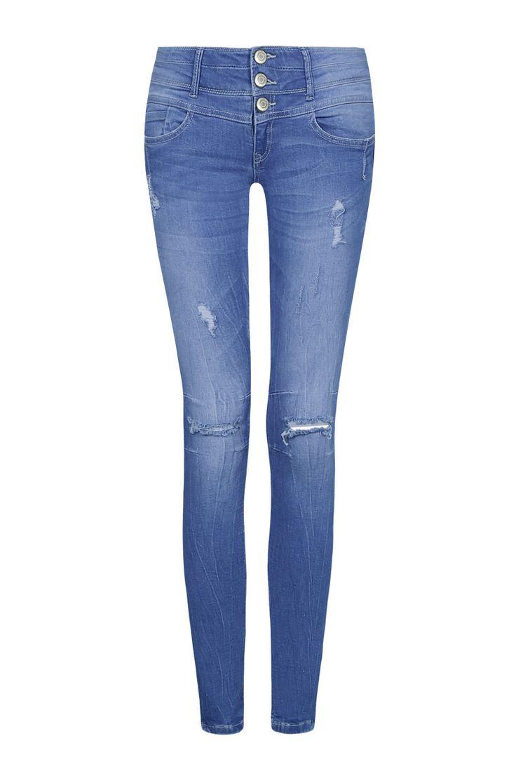 Jeans Skinny Blu TALLY WEiJL