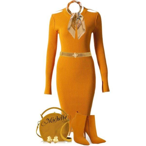 A fashion look from December 2017 by michellesherrill featuring Bertoni, Oscar de la Renta and Hermès