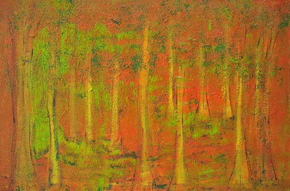 Autumn by TopazeDesigns on Etsy, $325.00