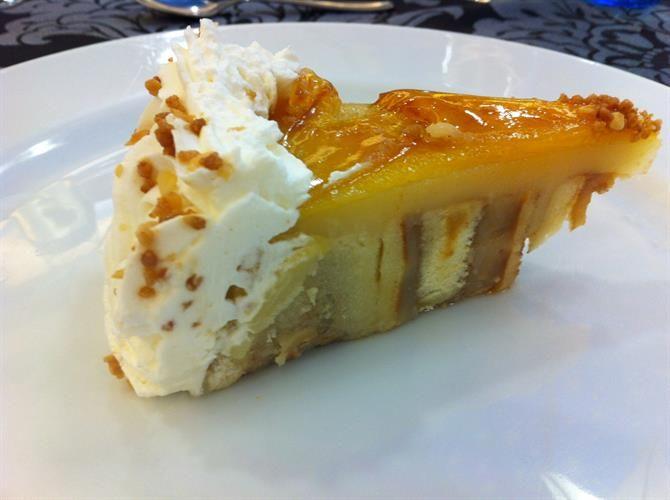 Tarta de Pionono (Granada) / Pionono cake (Granada), by @piccavey