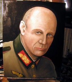 Tablouri pictate: Tablou portret la comanda