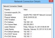 How To Find the Default Gateway IP Address in Windows 8 ...