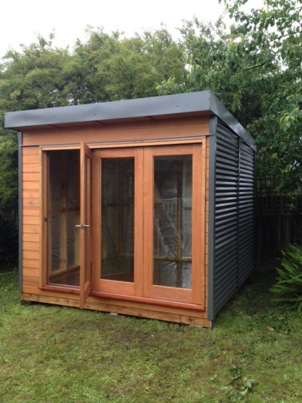 Home Office In Garden