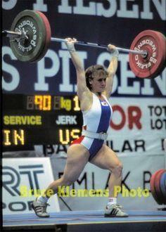 Robin Byrd-Goad | Weightlifting | Pinterest