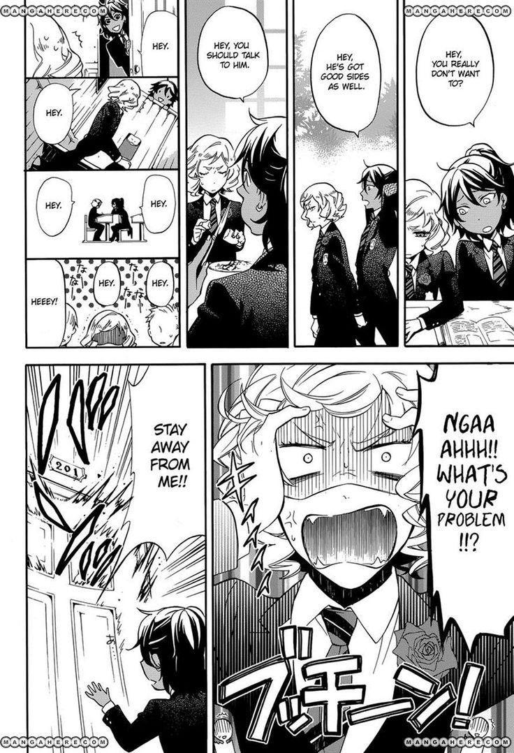 Kuroshitsuji 71 Page 6