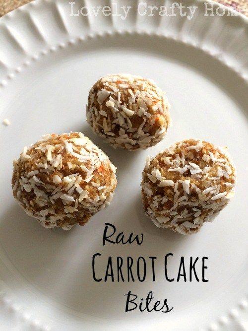 Carrot Cake Larabar Whole