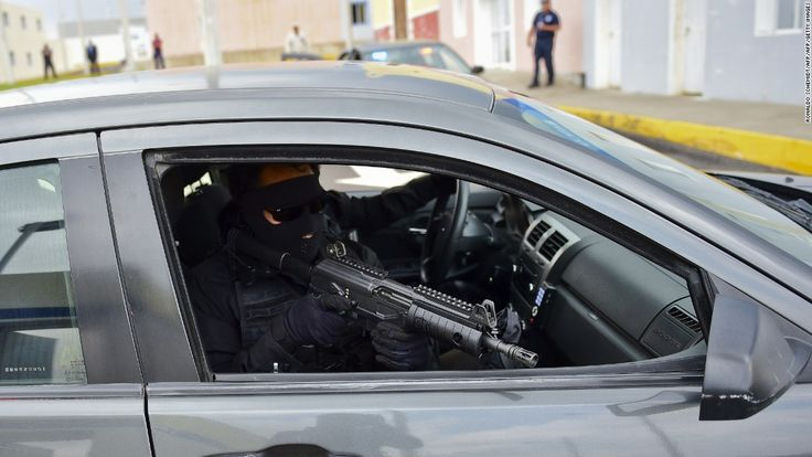 Is Mexico the world's second most dangerous country, as Trump says? That depends - CNN International
