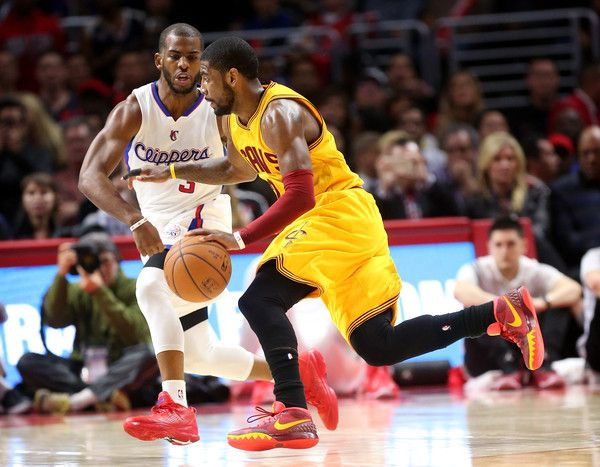 NBA Rumors: Clippers, Cavaliers to revisit Chris Paul, Blake Griffin-Kyrie Irving, Kevin Love trade if Cleveland fails to win title - http://www.sportsrageous.com/nba-playoffs/nba-rumors-cavaliers-clippers-revisit-chris-paul-blake-griffin-kyrie-irving-kevin-love-swap-cleveland-fails-win-title/19521/