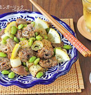 ビールにぴったり♪砂肝のバラエティおつまみレシピ   レシピブログ - 料理ブログのレシピ満載!
