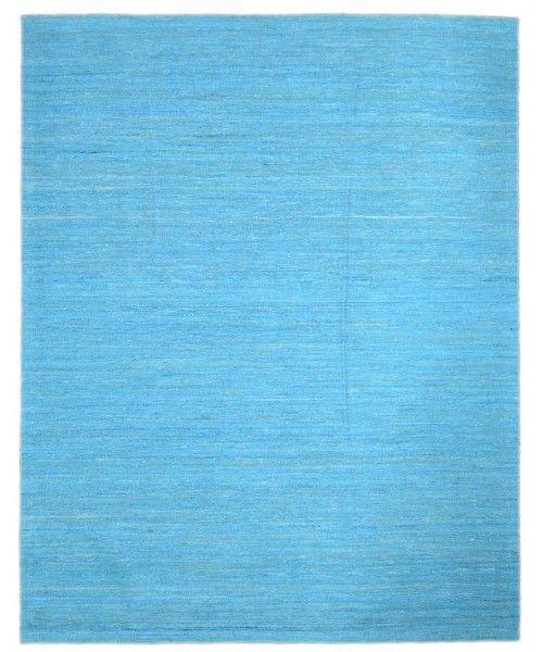 """Indian Sky Blue Saree Silk Rug S2545-Design# 1842, Size- 8' - 0"""" x 10' - 3"""""""