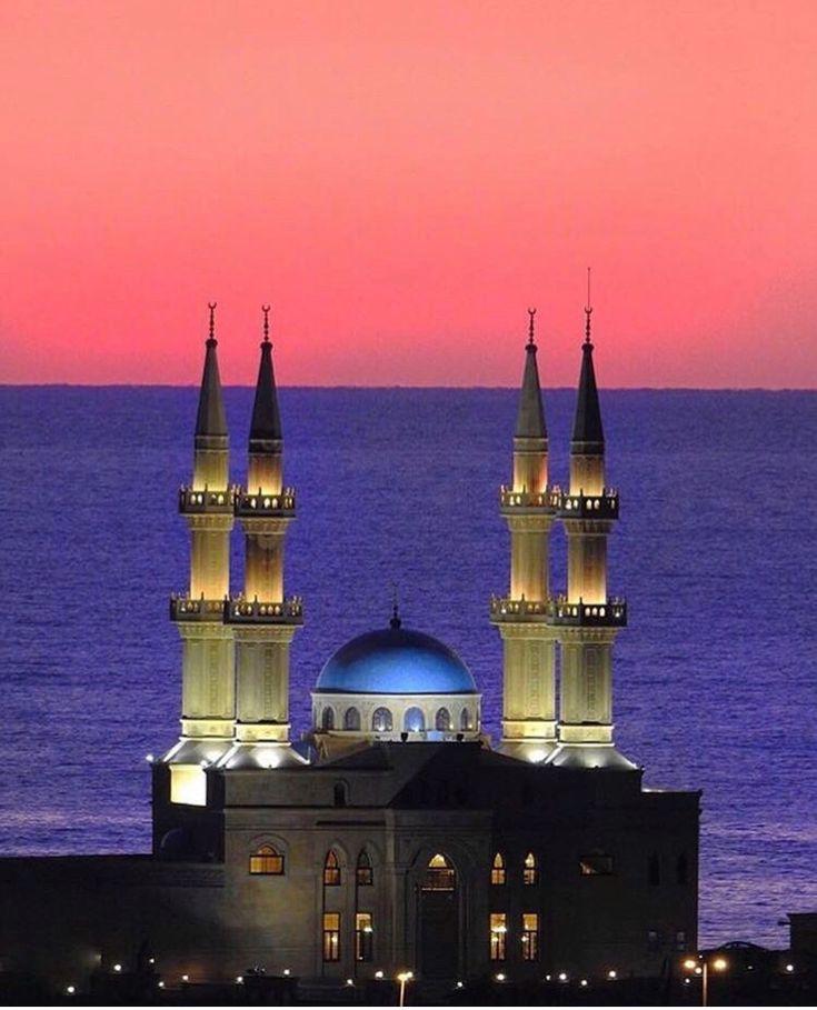 The great mosque of #Tripoli by @jessica.naghi #fourseasons #fourseasonsbeirut #lebanon #fsbeirut