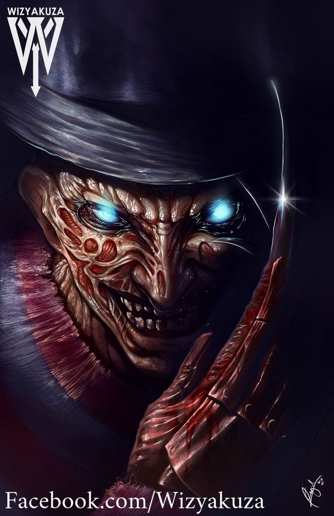 Freddy Krueger – Wizyakuza.com