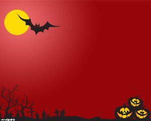21 best plantillas ppt saman images on pinterest plants free bat powerpoint template with pumpkins and red background for halloween toneelgroepblik Choice Image