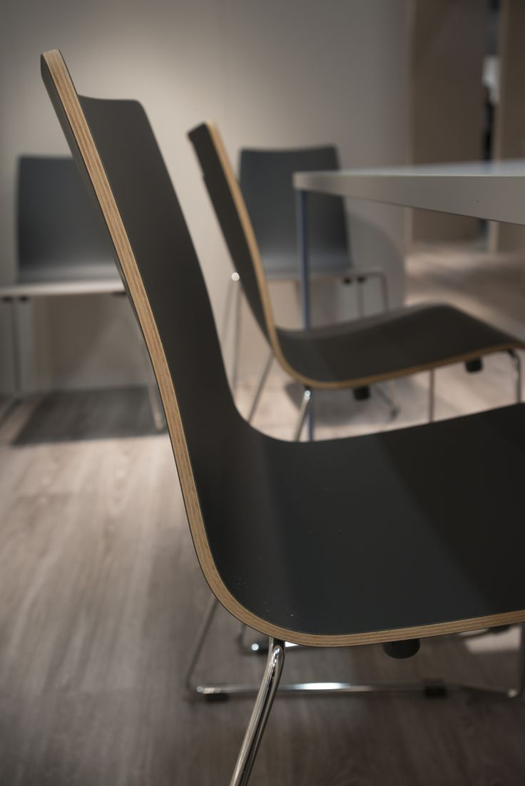 Want a modern design in your dull office space? Use FENIX NTM super matte surfaces.
