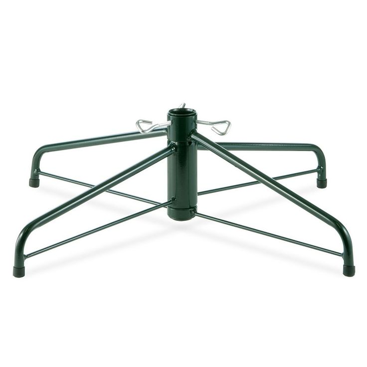 National Tree Company 28-in. Folding Christmas Tree Stand, Green