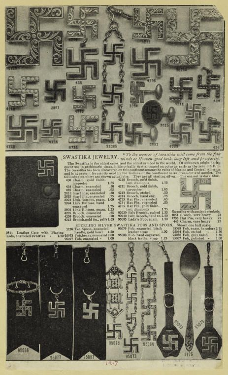The Swastika before World War II » Sociological Images