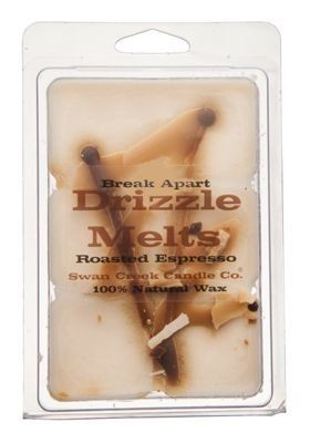Swan Creek Drizzle Melts- Roasted Espresso by Swan Creek Candle #Swan #Creek #Drizzle #Melts #Roasted #Espresso #Candle