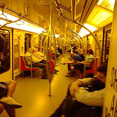 Metro de Santiago ,Chile
