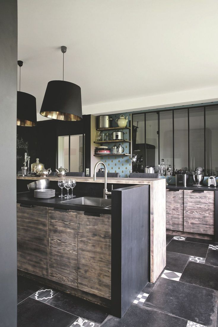1000 idées sur le thème cuisines ouvertes sur pinterest ...