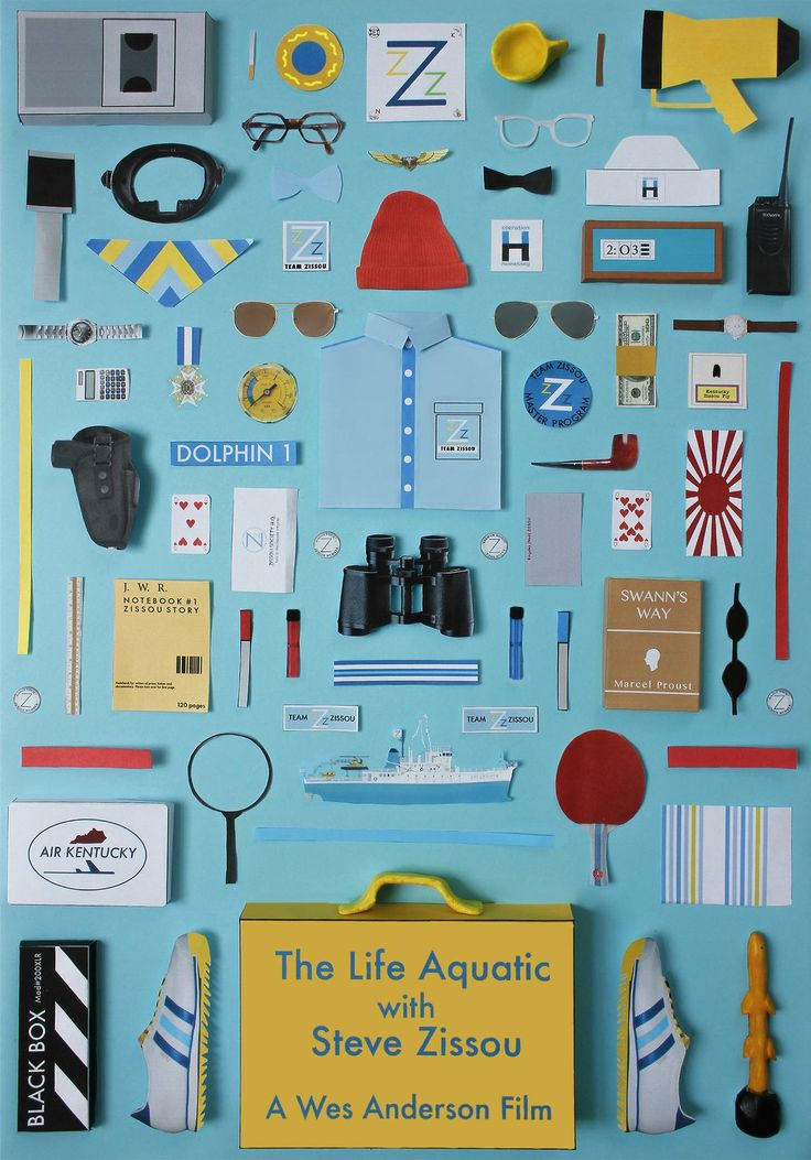 The Life Aquatic with Steve Zissou (2004)  HD Wallpaper From Gallsource.com