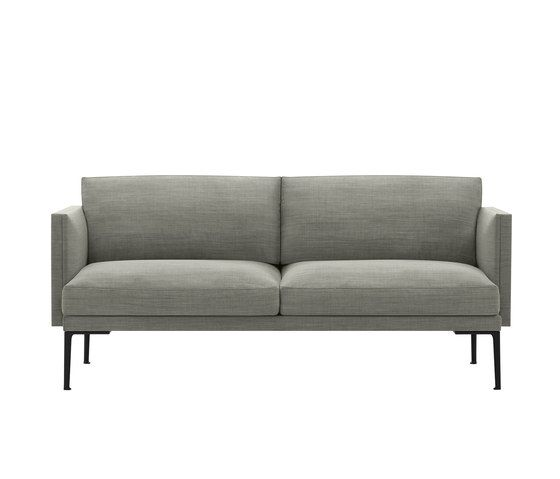 Steeve 2 seater sofa by Arper | Lounge sofas