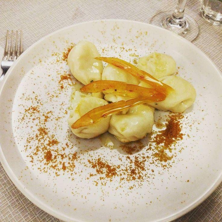 #olaszmamma #olaszorszag #ilikeitaly #italie #italianmamma #italia #italy #olaszkonyha #cucinaitaliana #culurgiones #cucinasarda #bottarga #buonappetito #joetvagyat #italiancuisine