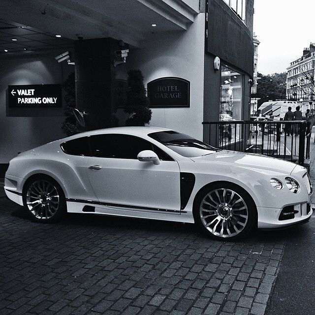 U201cThe Mansory Bentley Continental GT From