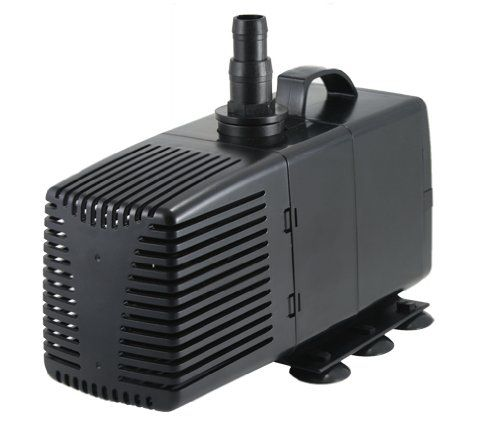 "Fountain Pro Pump WT 2200 > Suitable for fountains, ponds, aquariums, and industrial tanks. Reliable and quiet submersible inline water pump. SJTW wire, 3 pin plug, 15' Ft Power Cord, Outlet - 3/4"" FNPT Check more at http://farmgardensuperstore.com/product/fountain-pro-pump-wt-2200/"