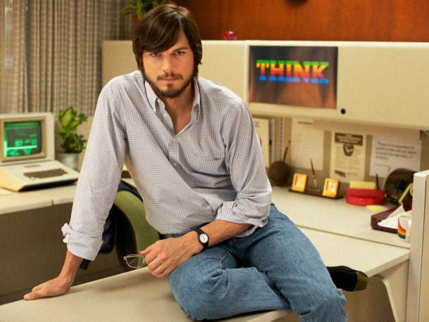 First Look: Ashton Kutcher as Apple co-founder Steve Jobs in 'Jobs' http://www.bollybrit.com/news/first-look-ashton-kutcher-steve-jobs #Movies #Trailers