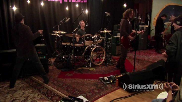 "Soundgarden Talk Johnny Cash & Perform ""Rusty Cage"" // SiriusXM // Town ..."