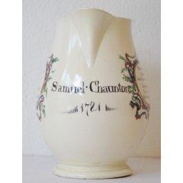 Chaunton Jug 1784