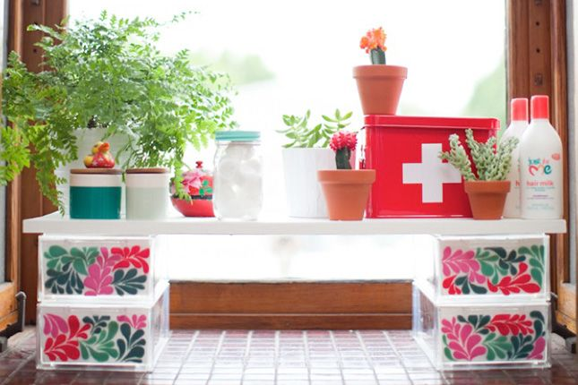 How to Give Plastic Drawers a Wow-Worthy Makeover