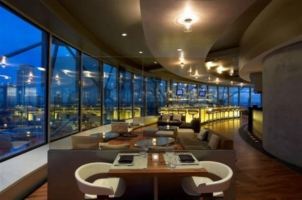 Panorama Restaurant Sky Lounge Menu Prices