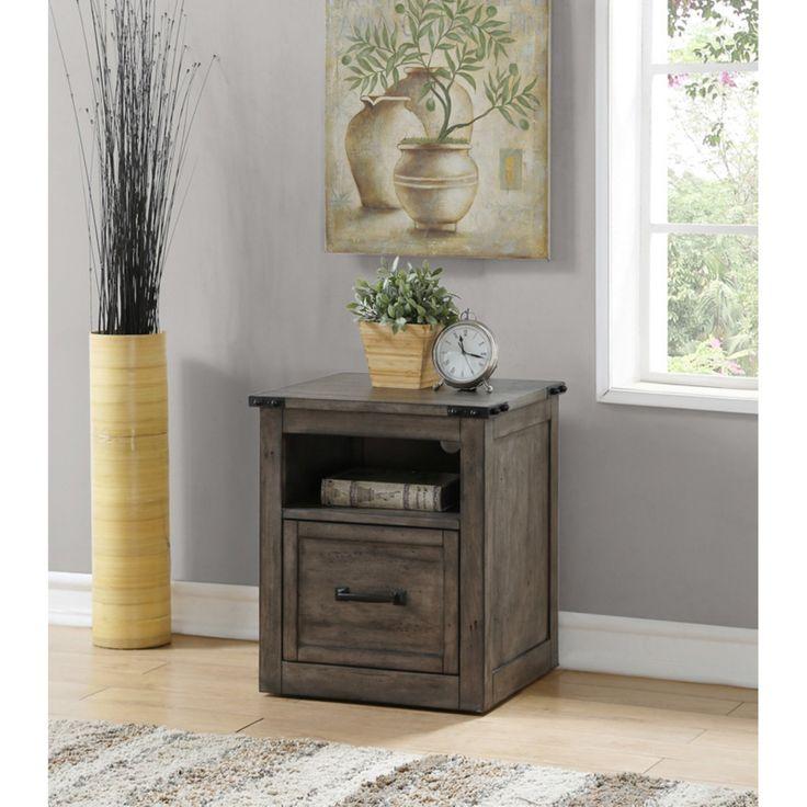 Legends Furniture Storehouse Rolling File - ZSTR-6010