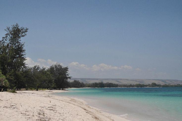 Pantai Puru Kambera Alam yang Cantik di Nusa Tenggara Timur - Nusa Tenggara Timur