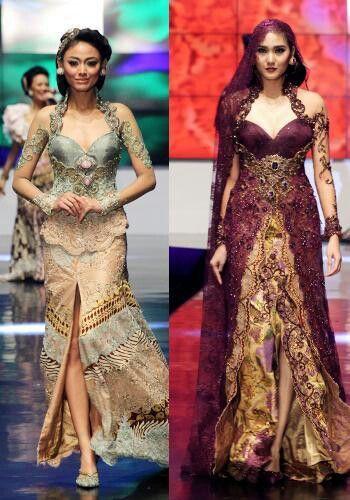 Batik n kebaya dress