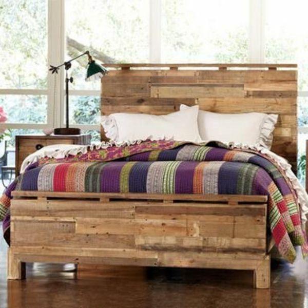 9 besten Möbel Bett Bilder auf Pinterest Betten, Bohlen und - moderne schlafzimmer einrichtung tendenzen