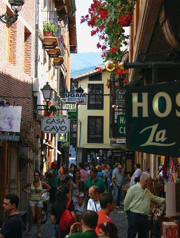 Potes,Cantabria. Spain