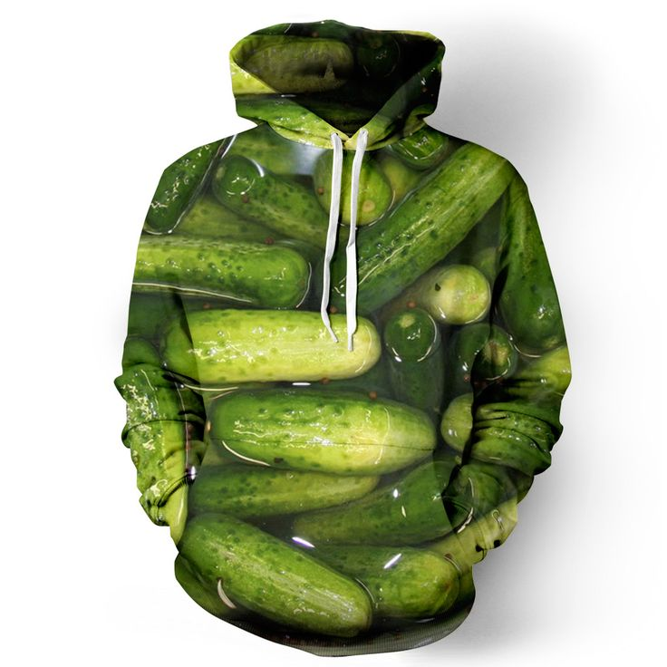 Pickle Hoodie @Sarah Chintomby Elizabeth OMG!! was looking for pickling recipes and found this gem!! Need one!!