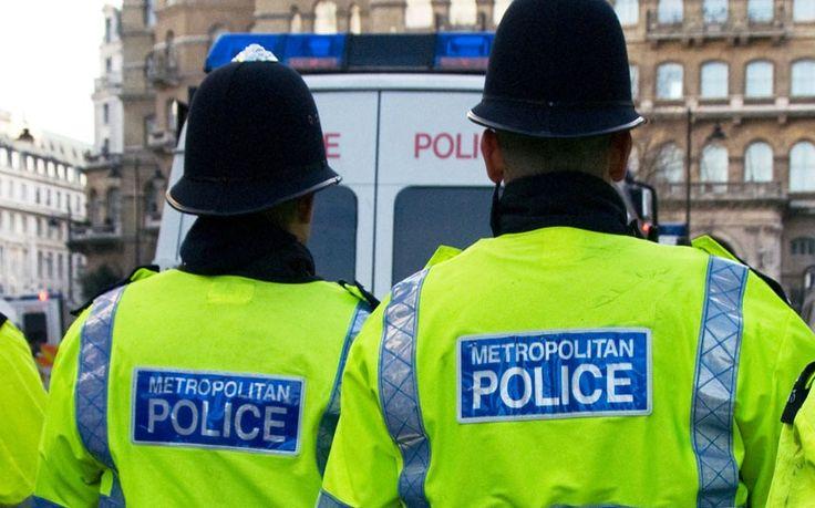 £100 vests of wasteful police - Telegraph