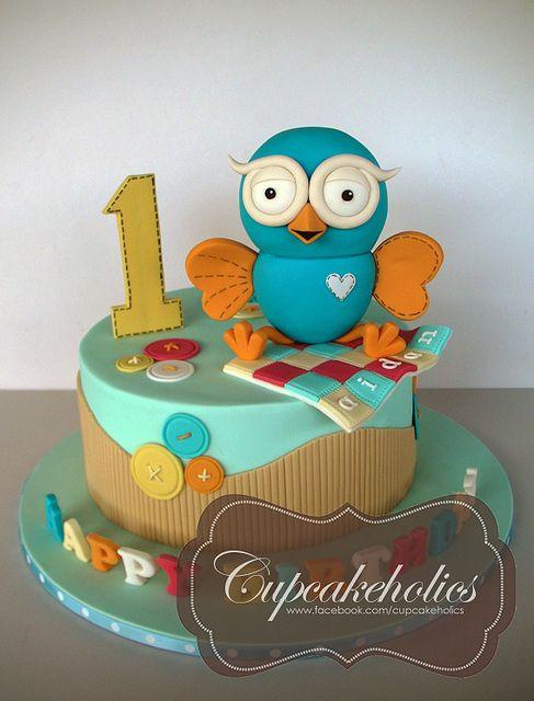 Giggle and Hoot Cake | Flickr: Intercambio de fotos