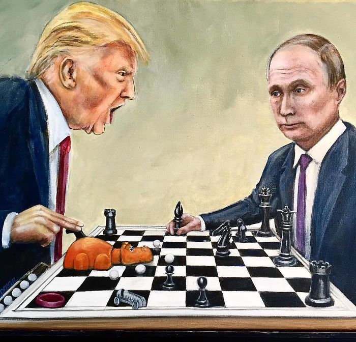 Pin By Joann Lopez On Memes Hungry Hippos Art Political Art