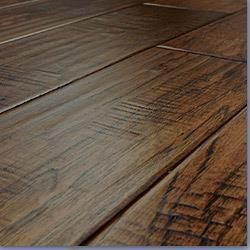 Yanchi Click Lock Solid Strand Woven Bamboo Flooring