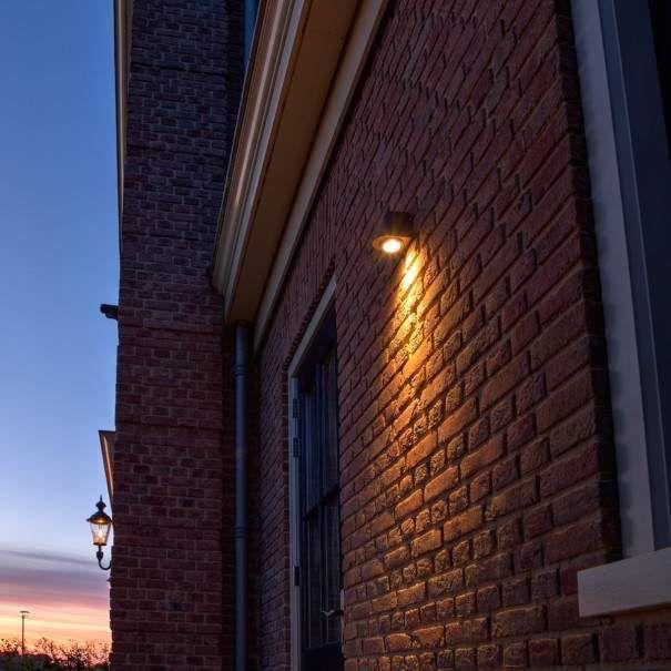 Offshore Muurlamp Brons Muurlamp Buitenverlichting Nautische Verlichting