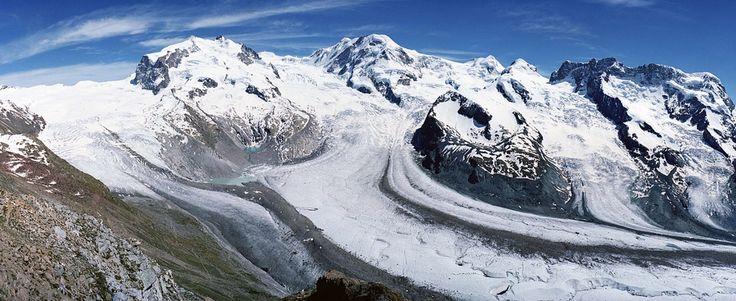 Montagnes & Glaciers with FERT Pure Snow