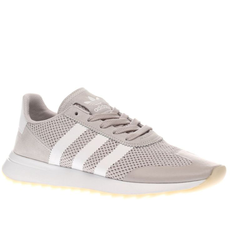 womens adidas lilac flashback trainers